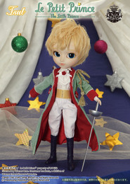 I-935 Isul Le Petit Prince x Alice and the Pirates - The Little Prince