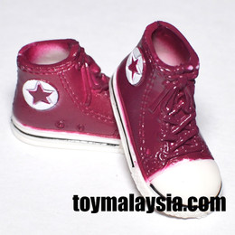Doll Sneakers ( Red )