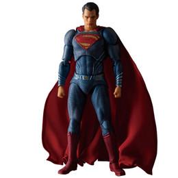 """MAFEX No.018 MAFEX SUPERMAN """"Batman vs Superman: Dawn of Justice"""""""
