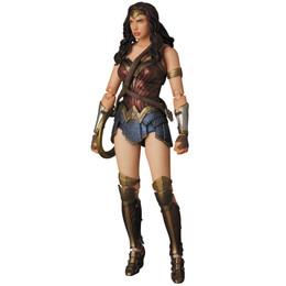 "MAFEX No.024 Wonder Woman ""Batman vs Superman: Dawn of Justice"""