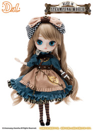 D-155 Dal ALICE in STEAMPUNK WORLD