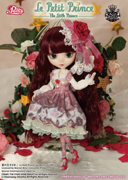 P-161 Pullip Le Petit Prince × ALICE and the PIRATES〜The Rose