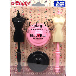 Blythe Display Me Black & Pearl