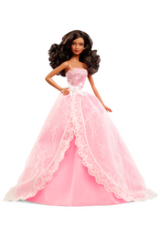 Birthday Wishes® Barbie® Doll 2015 - African-American