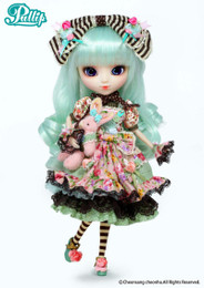 P-073 Pullip Alice du Jardin Mint