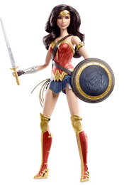 Barbie Collector Batman vs Superman: Dawn of Justice Wonder Woman Doll