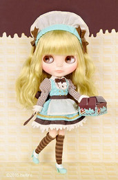 Neo Blythe Minty Magic