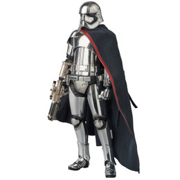 "MAFEX No.028 Captain Phasma ""Star Wars: The Force Awakens"""