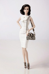 FR Rare Appearance Dania Zarr Dressed Doll Official 2014 W Club Exclusive