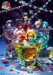 Ochatomo Series - Sailor Moon Cosmic Heart Cafe 8 Pcs Box