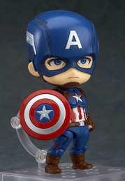 Nendoroid - The Avengers Age of Ultron: Captain America Hero's Edition