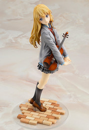 Scale Figures - Kaori Miyazono - Your Lie in April -  1/8 Figure (Reissue Version)
