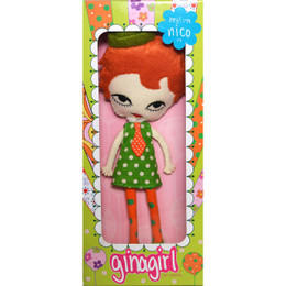 Gina Girl Doll Hey! I'm Nico