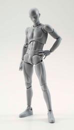 S.H.Figuarts - Body-kun DX SET (Gray Color Ver.)