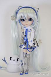 P-037 Pullip Vocaloid Snow Miku