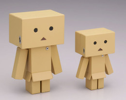 Yotsuba &! - Collect Danboard & Capsule Danboard Normal Set