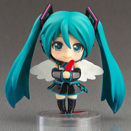 Nendoroid Co-de - Character Vocal Series 01 Miku Hatsune Red Feather Community Chest Movement 70th Anniversary Commemoration Co-de