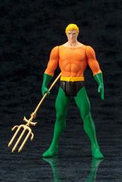ARTFX+ DC UNIVERSE: Aquaman Super Powers Classics 1/10