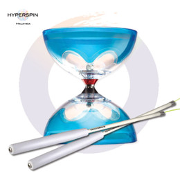 HYPERSPIN T/TC Series Diabolo + Fiber Glass Sticks Set