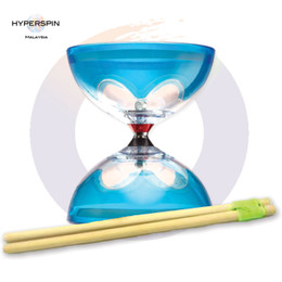 HYPERSPIN T/TC Series Diabolo + Wooden Sticks Set