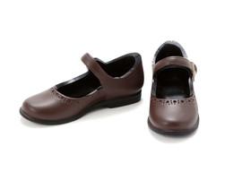 PetWORKs Closet - Mary Jane Flats Shoe, Dark-Brown