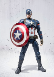 "S.H.Figuarts - Captain America (Civil War) ""Captain America: Civil War"""