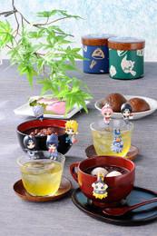 Ochatomo Series - NARUTO Shippuden Konoha no Break Time 8 Pcs Box