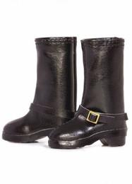 MS-007 - MIO Taeyang Engineer Boots (Black)
