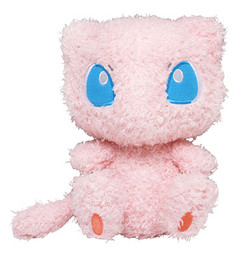 Pokemon - Mew MokoMoko Plush