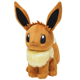 Pokemon - All Star Collection Vol. 4 PP51 Eevee Plush