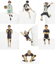 PUTITTO series - Haikyuu!! Vol.2 8 Pcs Box