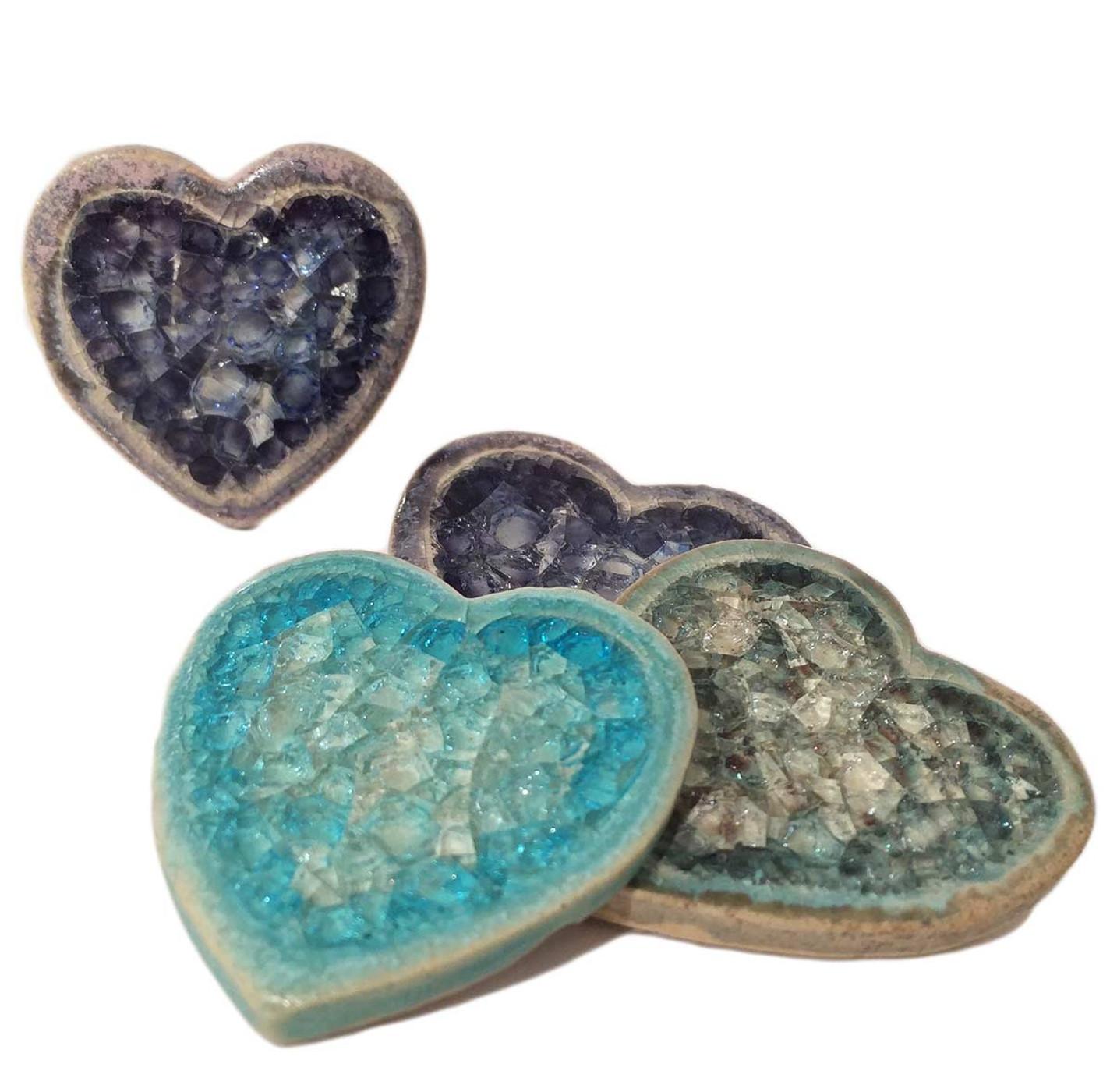 heart shape magnets