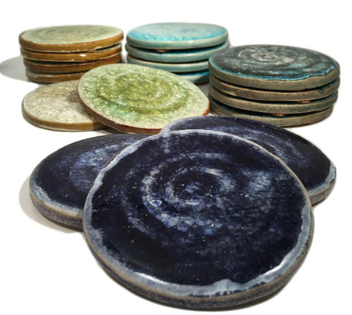 Glass Coasters Sets