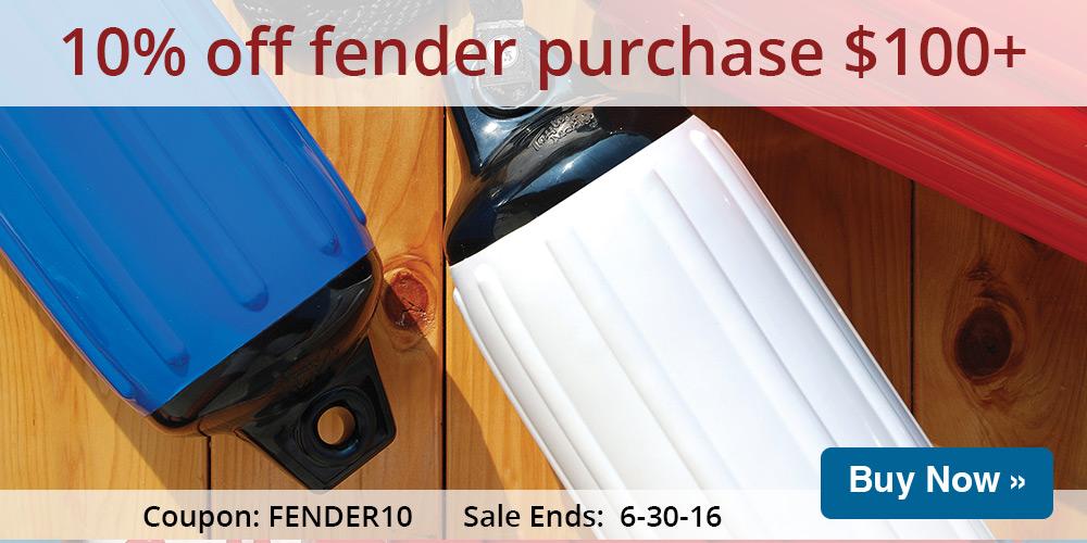 10% off Fender orders of $100+ FENDER10