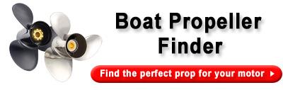 Solas Boat Propeller Finder