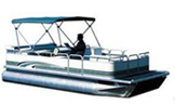 Pontoon boat category