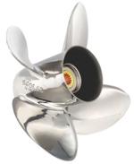4 blade boat propeller