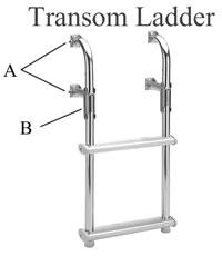 Transom Ladder