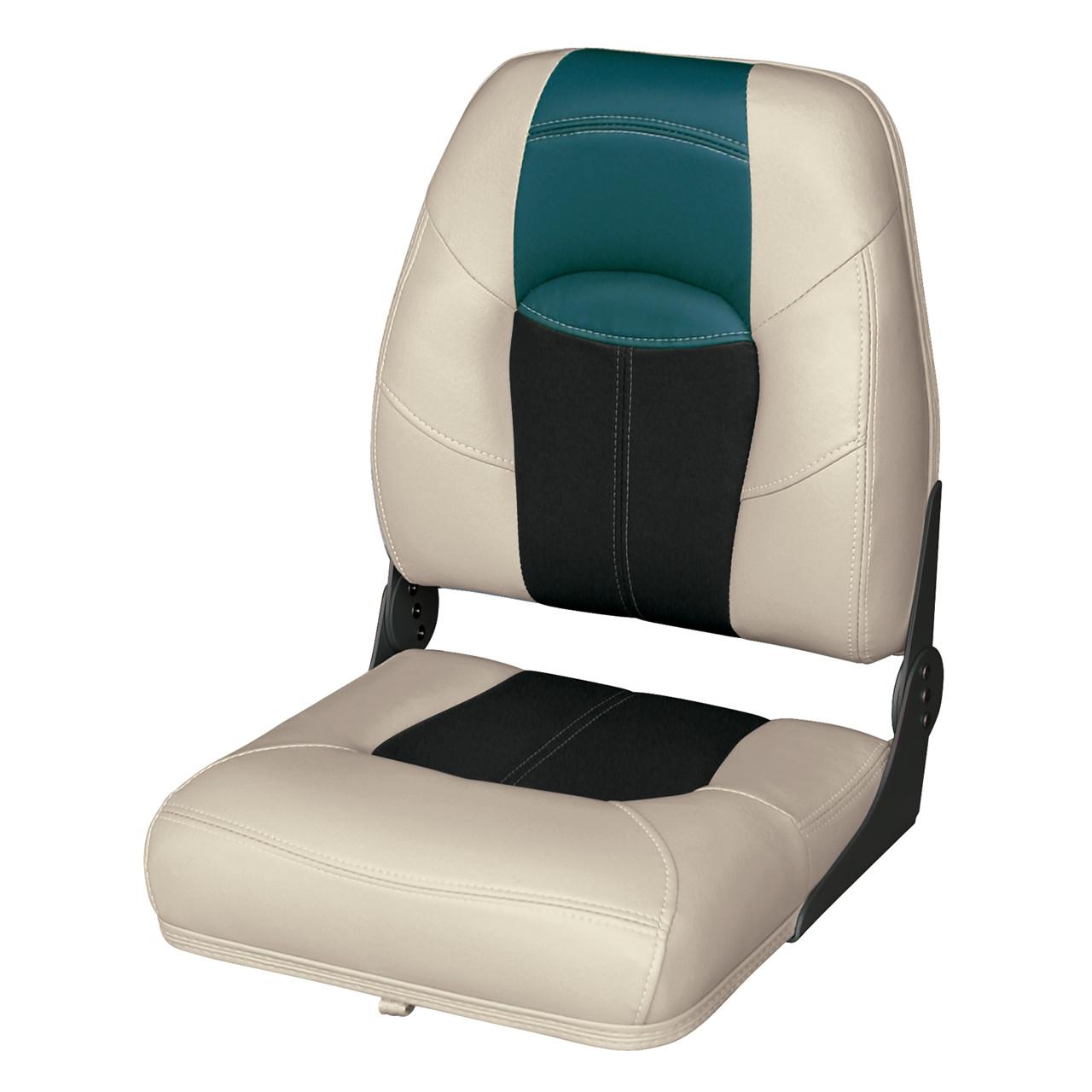 Wise Folding Bass Boat Seats High Back Wd1461 Free