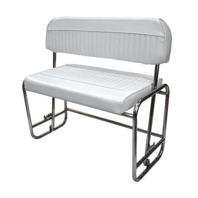 Wise Boat Cooler Seat Swingback Frame Wd155p Free Shipping