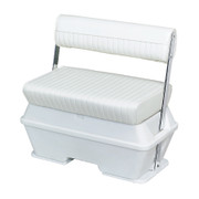 Wise Swingback 50-qt Cooler seat in Cuddy Brite White