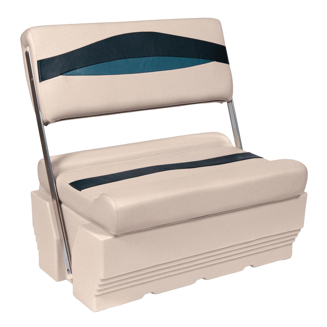 Wise Premier Pontoon Flip Flop Bench Seats Bm1152 Free