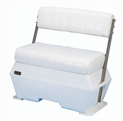 Todd 70-Quart Deluxe Swingback Boat Cooler Seat 1792-18U