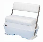 Todd 70-Quart Deluxe Swingback Boat Cooler Seat 1792-18U