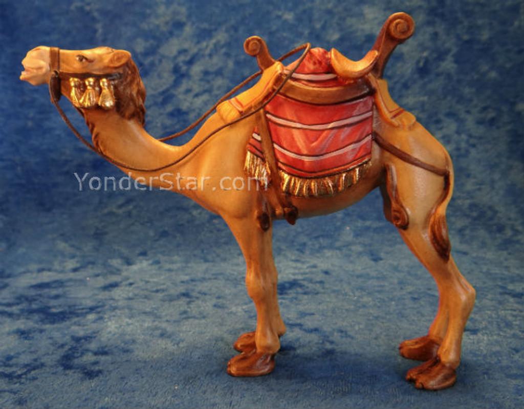 LEPI Nazarene Camel w Saddle for 10-12cm Scale   Yonder Star Christmas Shop, LLC