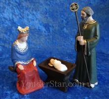 Holy Family Henning Norwegian Nativity