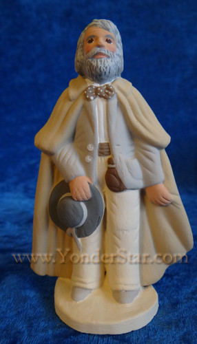 Old Shepherd - Santons French Nativity Collection
