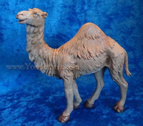 """Baby Dromedary Camel - 7.5"""" Fontanini Nativity Animal 52871"""