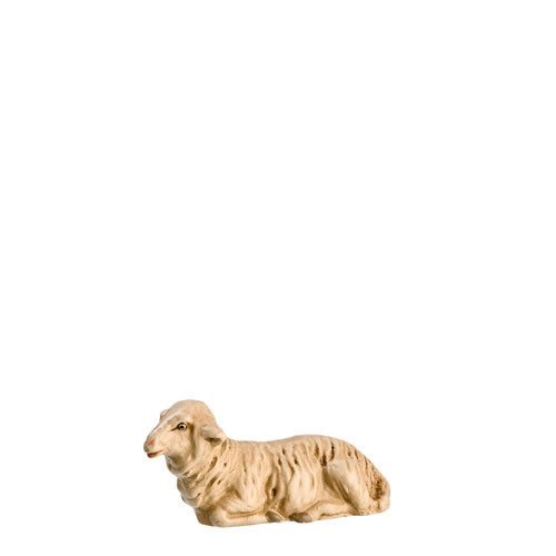 Sheep Lying Marolin German Nativity 12 cm Scale