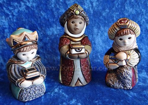 Rinconada Nativity Wisemen from Uruguay
